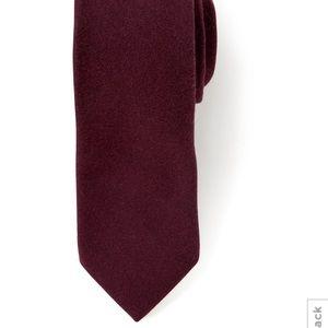Other - Black cherry tie
